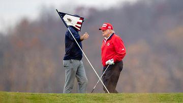 LK 20.3.2021 Trump golf