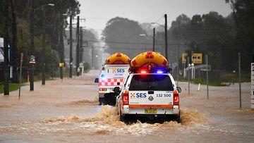 LK 21.3.2021 Sydney tulvat