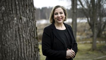 Valtiontalouden tarkastusviraston VTV:n pääjohtaja Tytti Yli-Viikari Helsingissä 14. joulukuuta 2020.