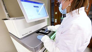 LK 2.4. viruksen tutkimus tutkiminen