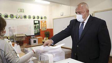 LK 4.4.2021 Boiko Borisov Bulgaria