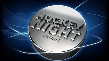 CANAL+:n Hockey Night -logo.