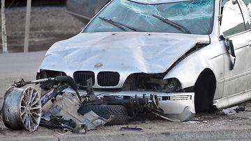 shutterstock kolari liikenneonnettomuus bmw