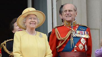 AOP Prinssi Philip ja kuningatar 2