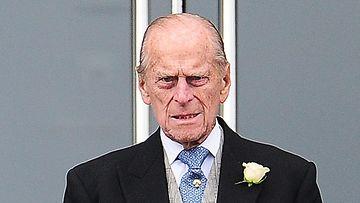 AOP Prinssi Philip kuolema kuvitusta