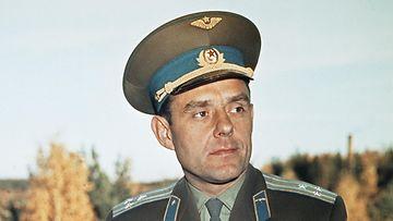 Kosmonautti Vladimir Komarov