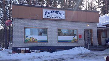 Loton jättipotin voittorivi myytiin Palonurmen kyläkaupassa Kuopiossa