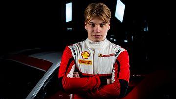 Luka Nurmi Ferrari Challenge