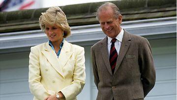 Prinsessa Diana ja prinssi Philip