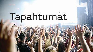 OMA: Tapahtumat, festariyleisö, festivaali
