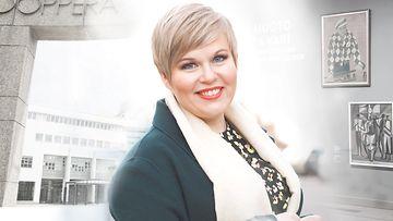 OMA: Annika Saarikko, kulttuuri