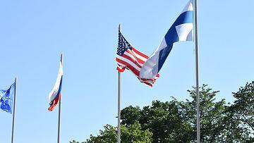 Helsinki summit AOP