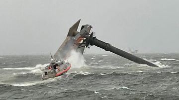 LK Laiva kaatui Louisianassa