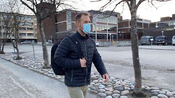 OMA: 1, Olli-Pekka Koukkari, terveysjohtaja, pandemiapäällikkö, Kainuu, Kajaani, Kainuun sote