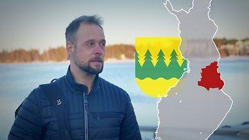 OMA: Olli-Pekka Koukkari, pandemiapäällikkö, Kainuu