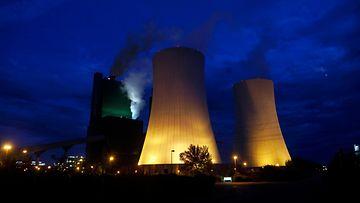 Uniperin hiilivoimala Saksassa AOP