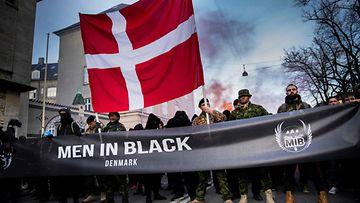Mielenosoitus Tanska Lehtikuva