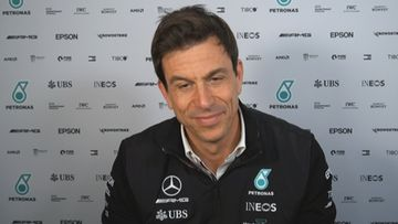 Toto Wolff, C More, 2021