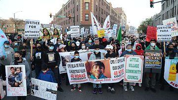 AOP Adam Toledo protestit Chicagossa