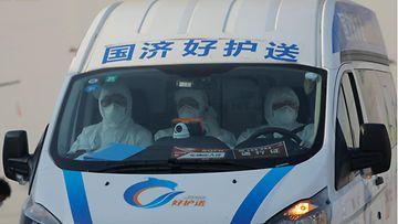 AOP Ambulanssi Kiina