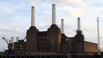 Battersean vanha voimala saattaa saada viereensä Chelsean uuden stadionin.