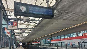 Metroasema-Helsinki-Kalasatama