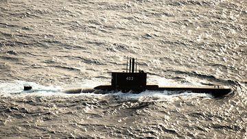 Indonesia sukellusvene aop