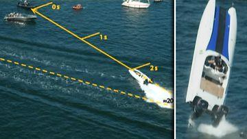Kylmäävät kuvat: Tämän takia lapsen hengen vienyt traaginen veneturma tapahtui