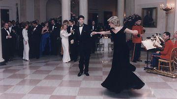 Diana John Travolta