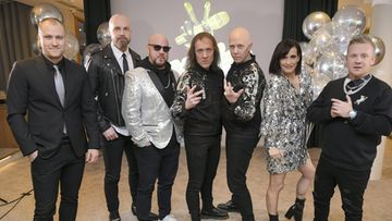 LK The Voice on Finland tuomaristo