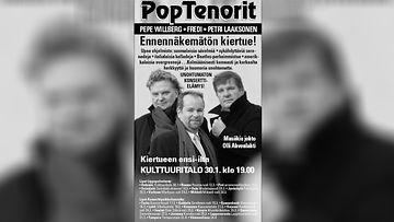 Pepe Willberg, Fredi ja Petri Laaksonen 3