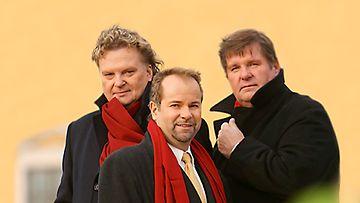 Pepe Willberg, Fredi ja Petri Laaksonen 6