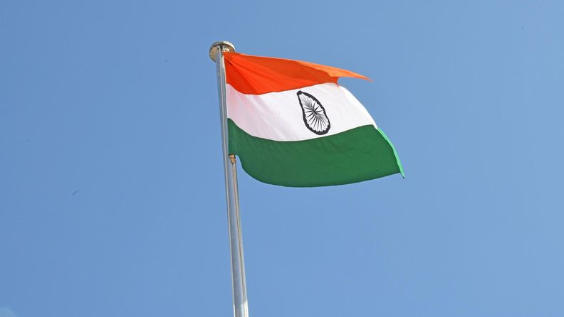 Intian lippu