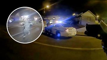 """Poliisi ampui miehen vaarallisen tilanteen seurauksen – Videolla poliisin huuto: """"En halua ampua sinua, en halua ampua sinua"""""""
