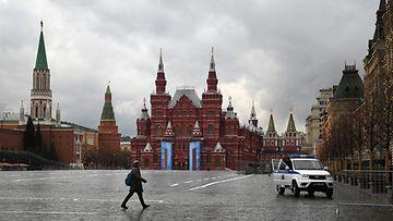 LK 26.4.2021 Kremli Moskova