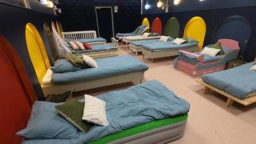 BB-talo 2021 makuuhuone