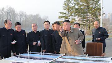 AOP Pohjois-Korea Kim Jong-un