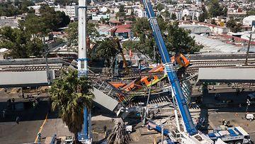 AOP Meksiko metroturma