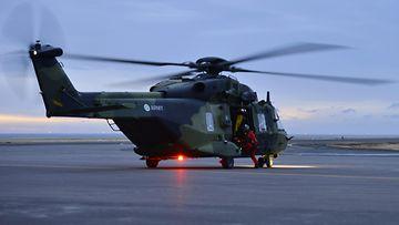 NH90-helikopteri