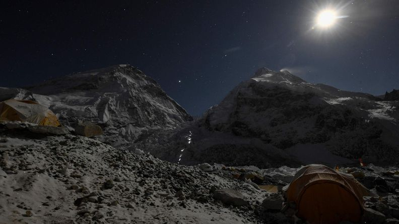Mount Everest 10052021