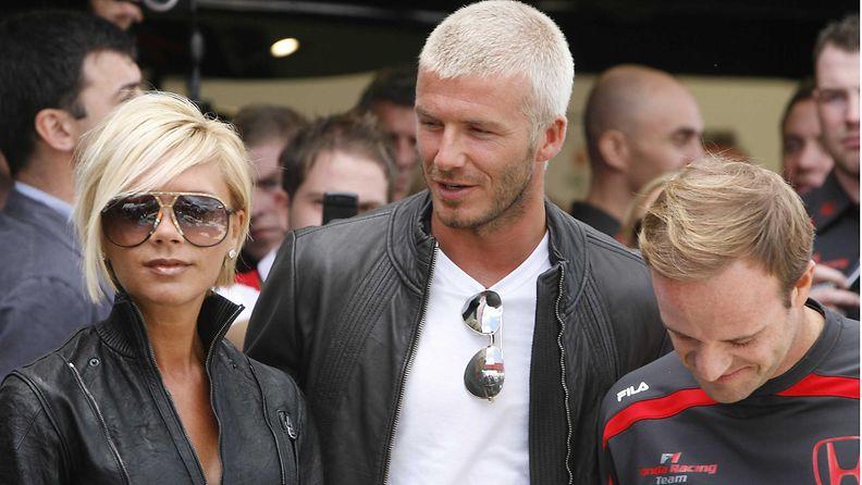 AOP Victoria ja David Beckham 2007
