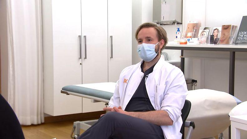 Plastiikkakirurgi Jussi Valtonen Bulevardin klinikka