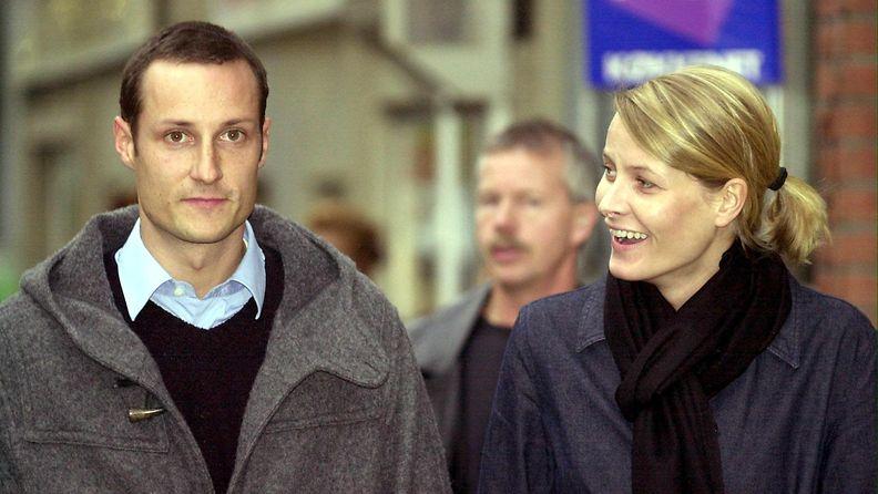 AOP Haakon ja Mette-Marit syksy 2000