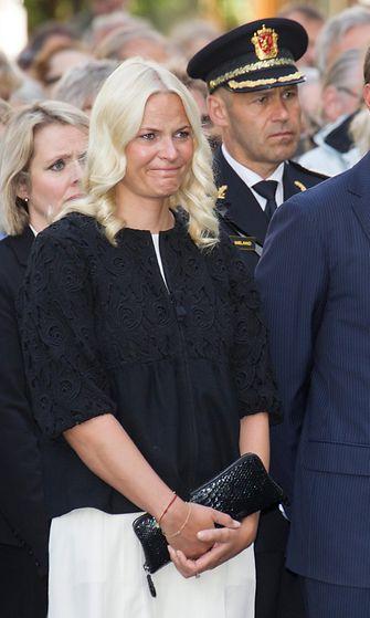 AOP Mette-Marit ja Haakon 2012