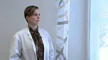 OMA: johtajaylilääkäri Sally Leskinen, Kanta-Hämeen keskussairaala