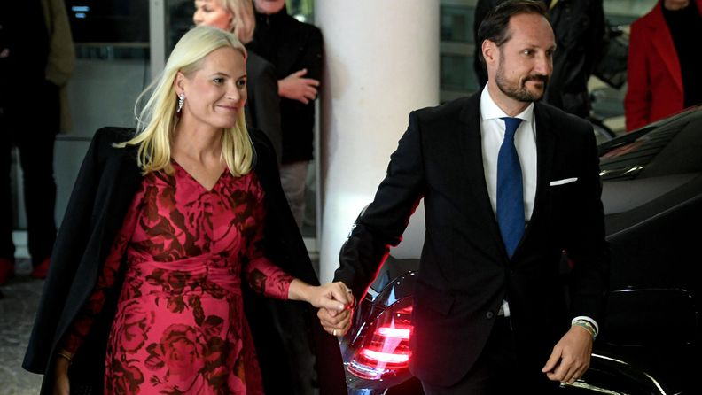 AOP Mette-Marit ja Haakon 2019