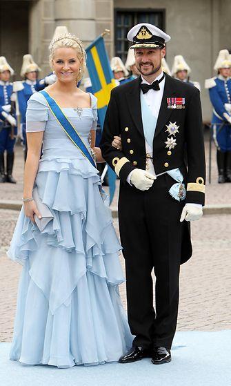 AOP Mette-Marit ja Haakon 2010