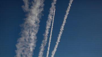 gaza israel raketti AOP