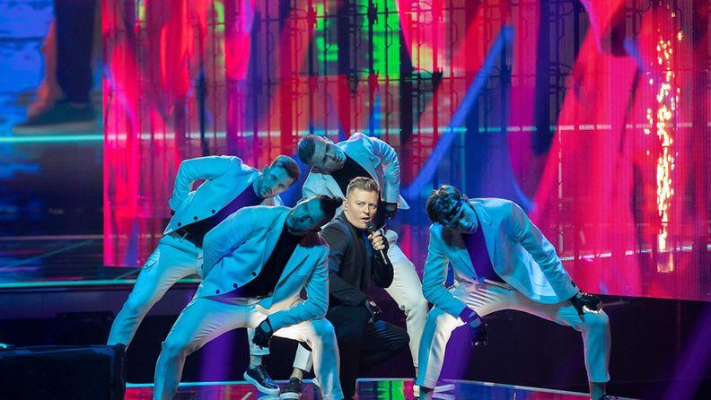 Euroviisut Rafael