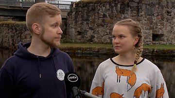 VAALIPAKU Kajaani Anni Heikkinen Esko Miettinen